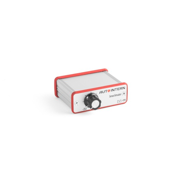 AUTO INTERN Sensor Simulator Front